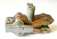 Контакт втычной к авм АВМ-4 АВМ-10 АВМ-15 АВМ-20 крокодил лепесток, фото 1