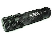 Лазерный целеуказатель Combat красный на планку weaver