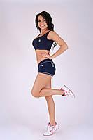 Женские спортивные шорты  модель  1702