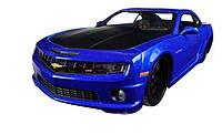 Автомодель Maisto 1:24 Chevrolet Camaro SS RS 2010 Синий металлик (31359 met. Blue)