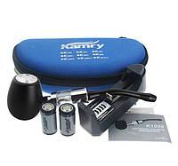 Комплект Kamry Epipe K1000 1800 mAh Black Электронная трубка