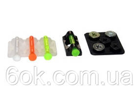 Мушка Dead Ringer UNI-BEAD 3 цветных вставки