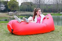 Надувной диван-шезлонг Air Sofa Red