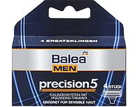 Balea Precision5 (4) змінні картриджі в упаковці