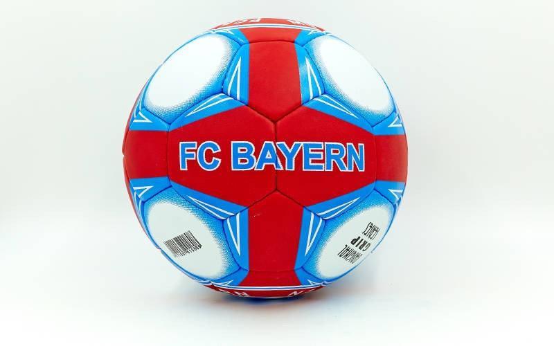 Мяч футбольный BAYERN MUNCHEN №5 PVC FB-0047-130. Распродажа!