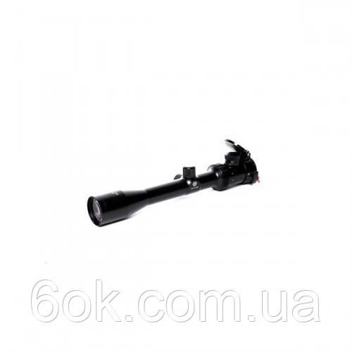 Оптический прицел PV 3-9x42L сетки пенек с точ-S,порабола-С,крест с кр и точ-D, крест с точ-K