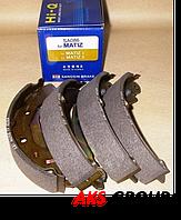 Задние тормозные колодки Matiz Hi-Q SA086