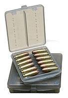 Кейс MTM Ammo Wallet д/пист.патр.9MM, 380 ACP на 18 патр. ц:дымчатый