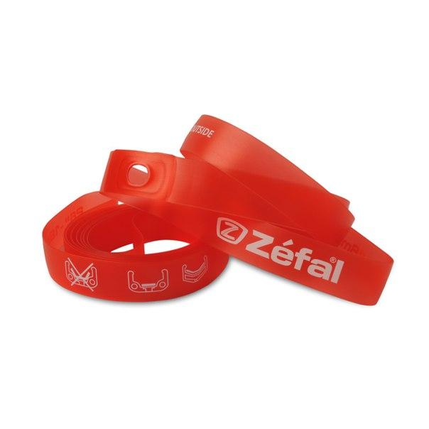 Флиппер Zefal (9357) 559*22 платиков.эластичный красный