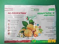 Протравитель Ас Селектив 30 мл + Авангард (стимулятор роста), Ukravit (Укравит), Украина