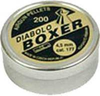 Пули пневм Kovohute Boxer 0,58г 4,5 мм 200 шт/уп