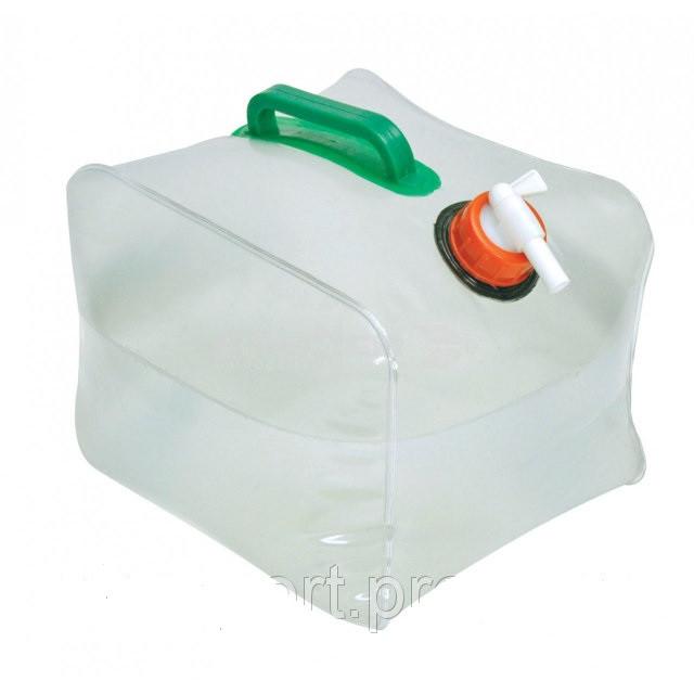 Складная канистра для воды Sun Fun 10 л. - пластиковая тара