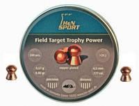 Пули пневм H&N FT Trophy Power 300 шт/уп, 0,57 г, 4,5 мм