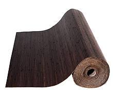 Бамбукові шпалери. Венге