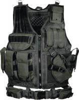 Жилет тактический Leapers ц:черный