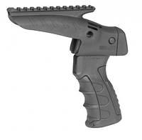 Обвес тактический CAA для Rem870 (рукоятка с планкой) ц:черный