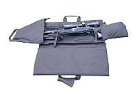 Мат стрелковый BLACKHAWK Long Gun Pack Mat 125 см ц:черный