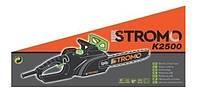Пила цепная электрическая STROMO K2500 + масло
