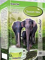 "Зеленый чай Susan-tea ""Gun Powder"" 100г"