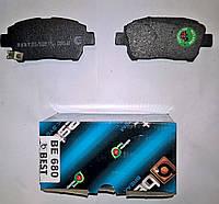 Тормозные колодки передние Geely MK, Lifan, BYD
