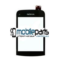 Оригинальный Сенсор (Тачскрин) для Nokia C2-02 | C2-03 | C2-06 | C2-07 | C2-08 (Черный)