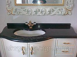 Столешницы мраморные в ванную комнату