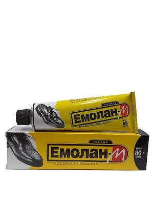 Крем для обуви эмульсионный черный