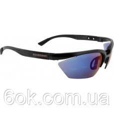 Очки Swiss Eye C-Tec, карбоновая оправа, 2 комплекта сменных линз, футляр ц:черный