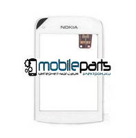 Оригинальный Сенсор (Тачскрин) для Nokia C2-02 | C2-03 | C2-06 | C2-07 | C2-08 (Белый)