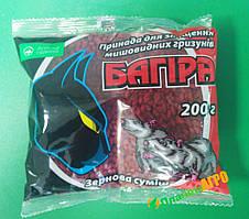 Родентицид (препарат от мышей, крыс) Багира, 200 г (зерно)