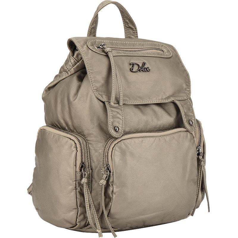 Кожаный рюкзак PU 2002 Dolce-2