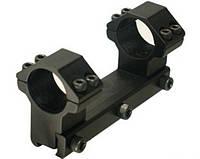 """Крепление-моноблок Beeman FTMA086, 1"""", 11 мм, низкое"""