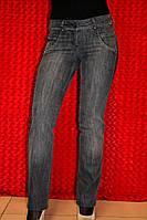 Прямые женские джинсы