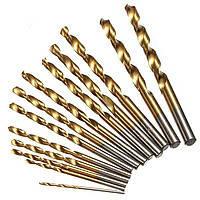 Набор свёрл по металлу 1/10 (19 шт.) Triton-tools Р6М5