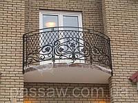 Балконный блок металлопластиковый