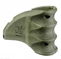 Накладка FAB Defense на шахту магазина AR15/M16 ц:olive drab