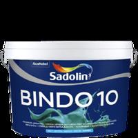 Краска BINDO 10 Sadolin ( Биндо 10 Садолин ) 10л