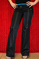 Чёрные женские брюки