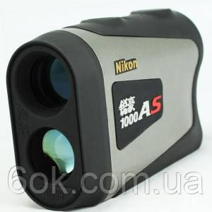 Лазерный дальномер Nikon 1000 A S
