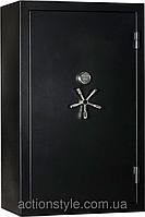 Сейф Master Safes Silver 24 ств., код.замок, подсветка, 1500x762x559, 270кг