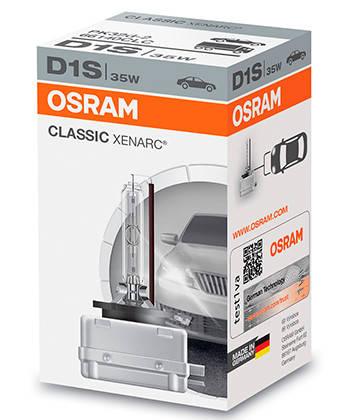 OSRAM D1S XENARC 66140CLC Classic, фото 2