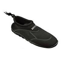 Тапочки для плавания и серфинга BECO чёрный 9217 0