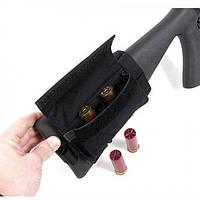 Патронташ на приклад BLACKHAWK Buttstock Shotgun