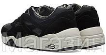 Мужские кроссовки Puma R698 CITI SERIES Black Пума черные, фото 3