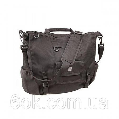 Сумка BLACKHAWK Courier Bag ц:черный