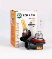 Лампа галогенная Zollex H11 12V 55W All weather