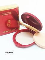Компактная крем-пудра CHRISTIAN FH-2047 ( поштучно ) в наличии №9