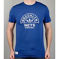 Мужская спортивная футболка Adidas Brooklyn Nets