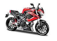 Модель мотоцикла Maisto 1:12 BMW R1200GS (31101-3 BMW R1200GS black/red)