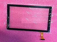 Оригинальный тачскрин / сенсор (сенсорное стекло) для GoClever Quantum 1010N (черный цвет, самоклейка)